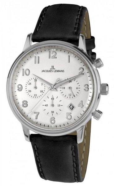 N-209ZJ - zegarek męski - duże 3