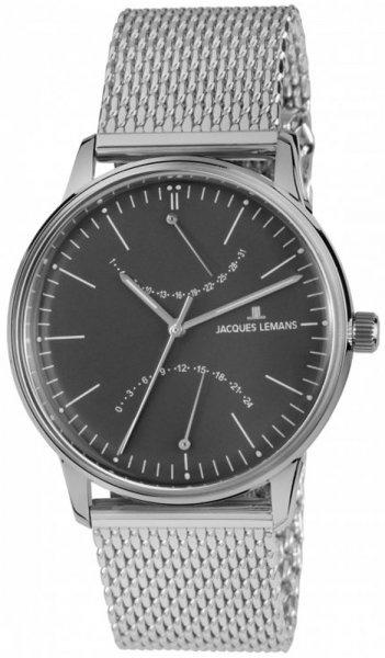 N-218E - zegarek męski - duże 3
