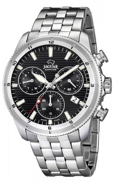 J687-D - zegarek męski - duże 3