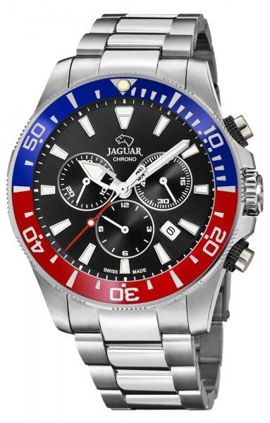 J861-6 - zegarek męski - duże 3