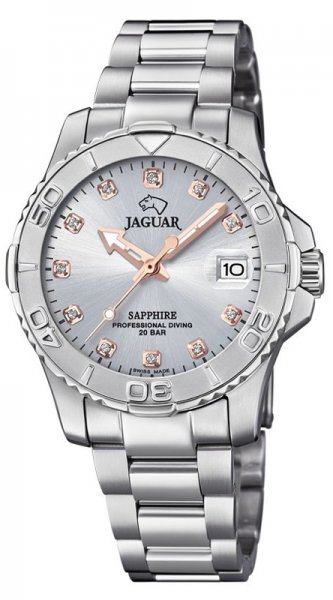 J870-2 - zegarek damski - duże 3
