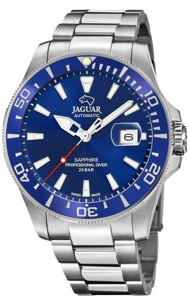 J886-1 - zegarek męski - duże 3