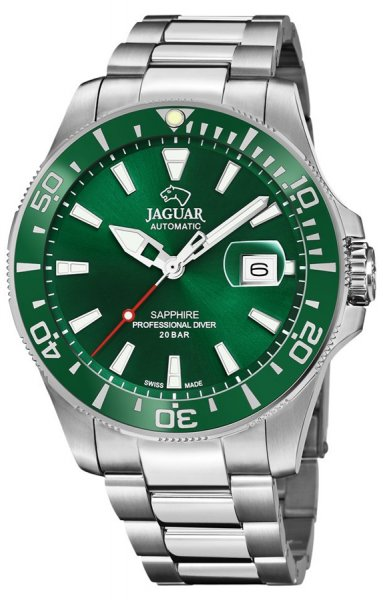 J886-2 - zegarek męski - duże 3