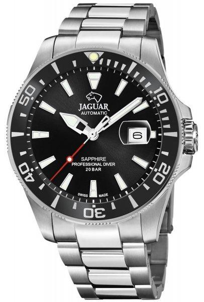 J886-3 - zegarek męski - duże 3
