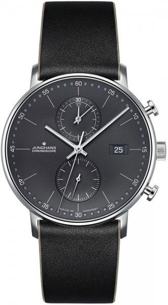 Zegarek męski Junghans form 041/4876.00 - duże 1