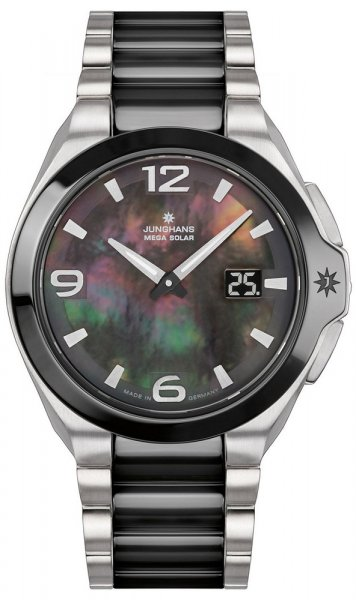 Zegarek Junghans 015/1500.44 - duże 1