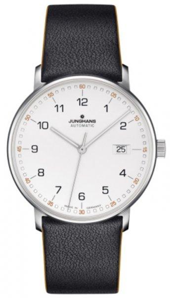 Zegarek męski Junghans form 027/4731.00 - duże 1