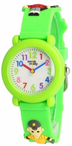 Zegarek dla chłopca Knock Nocky color boom CB3405004 - duże 1