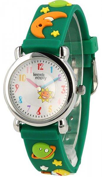 Zegarek dla dzieci Knock Nocky color boom CB344700S - duże 1