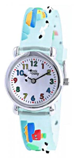 Zegarek dla dzieci Knock Nocky color boom CB348700S - duże 3