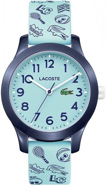 Zegarek dla dzieci Lacoste męskie 2030013 - duże 1