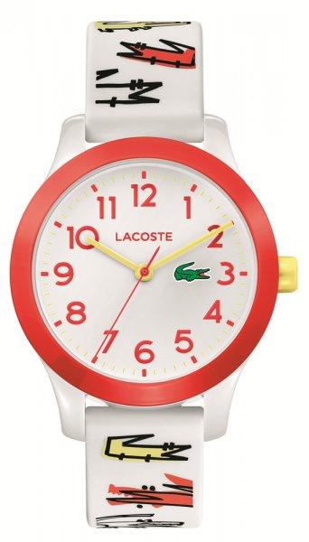Zegarek dla dzieci Lacoste damskie 2030018 - duże 1