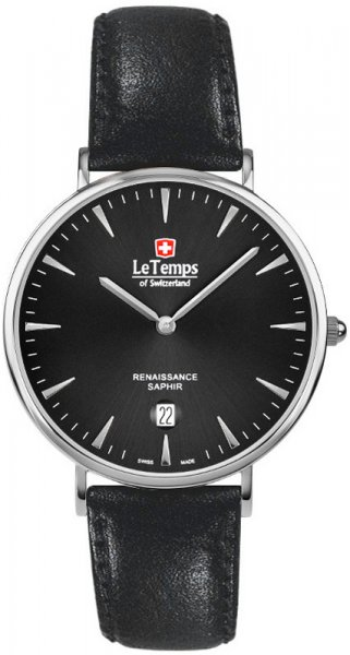 Zegarek Le Temps LT1018.07BL01 - duże 1