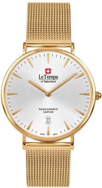 Zegarek Le Temps LT1018.86BD01 - duże 1