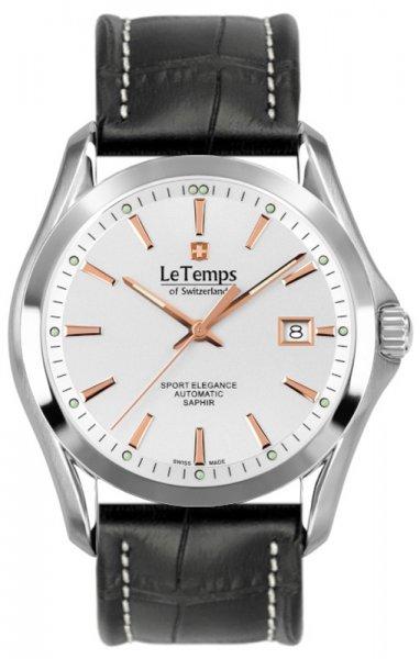 LT1090.04BL01 - zegarek męski - duże 3