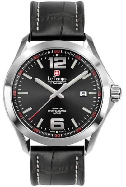LT1040.08BL01 - zegarek męski - duże 3