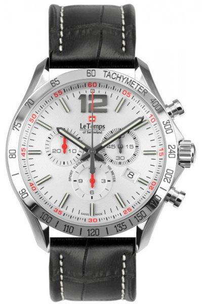 LT1041.07BL01 - zegarek męski - duże 3