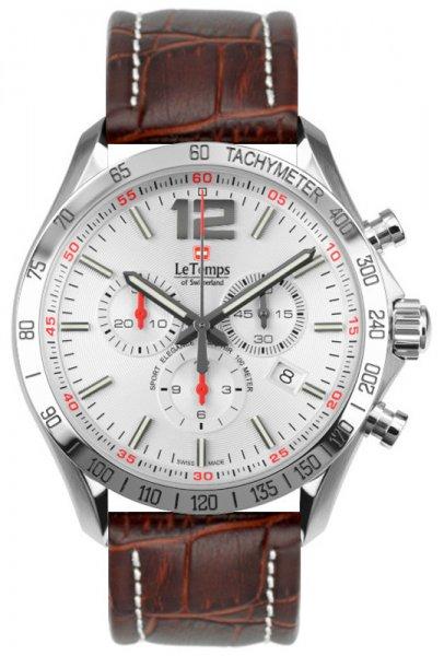 LT1041.07BL02 - zegarek męski - duże 3
