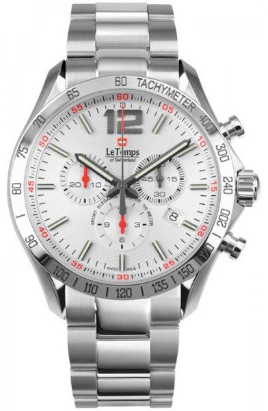 LT1041.07BS01 - zegarek męski - duże 3