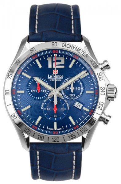 LT1041.09BL03 - zegarek męski - duże 3