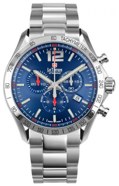 LT1041.09BS01 - zegarek męski - duże 3