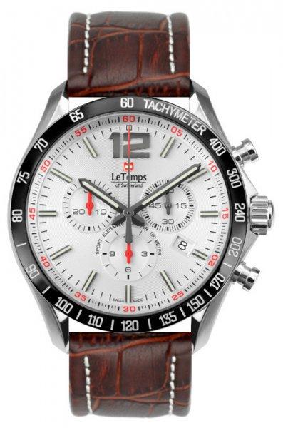 LT1041.17BL02 - zegarek męski - duże 3