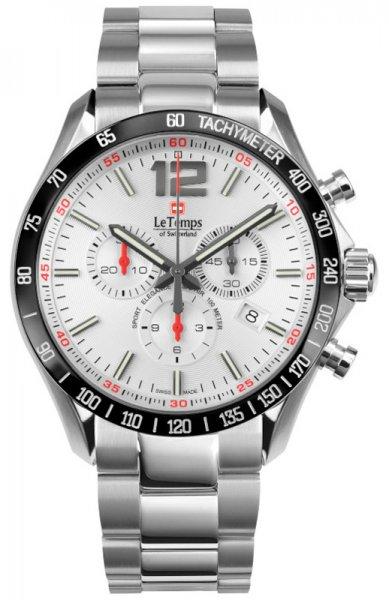 Zegarek Le Temps LT1041.17BS01 - duże 1