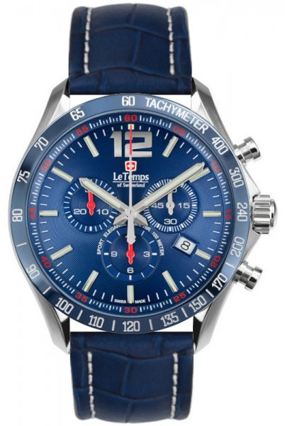 LT1041.19BL03 - zegarek męski - duże 3