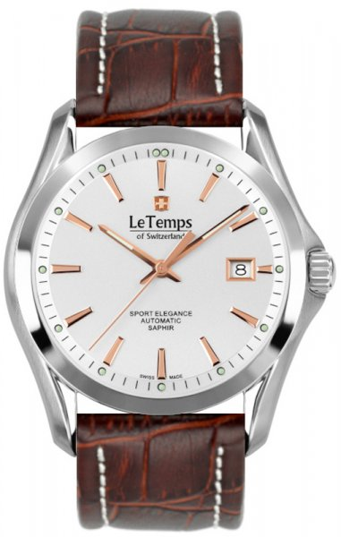 LT1090.04BL02 - zegarek męski - duże 3