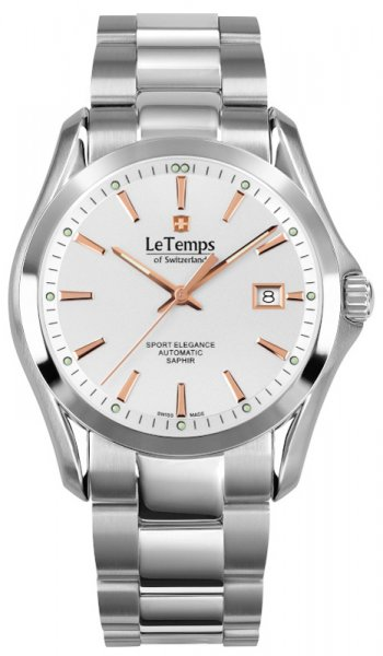 LT1090.04BS01 - zegarek męski - duże 3