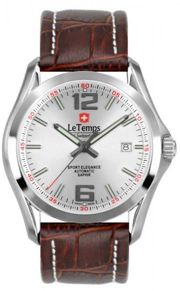 LT1090.07BL02 - zegarek męski - duże 3