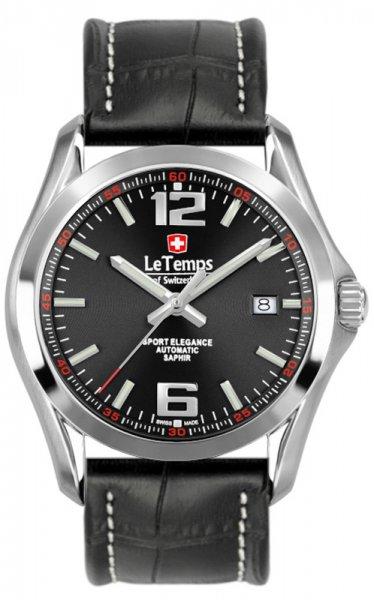 LT1090.08BL01 - zegarek męski - duże 3