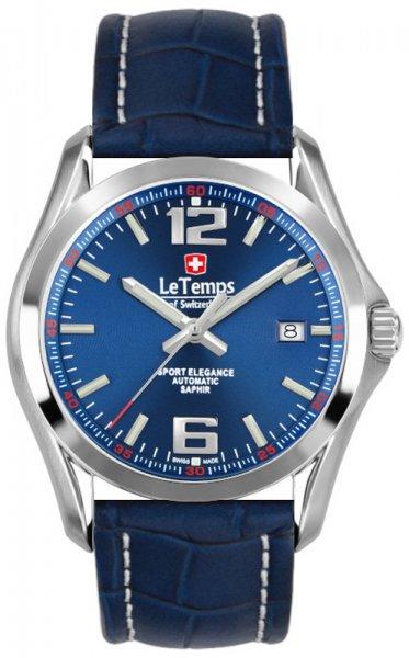 LT1090.09BL03 - zegarek męski - duże 3