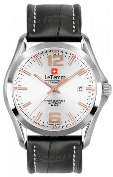 LT1090.10BL01 - zegarek męski - duże 3