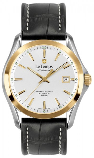LT1090.61BL61 - zegarek męski - duże 3