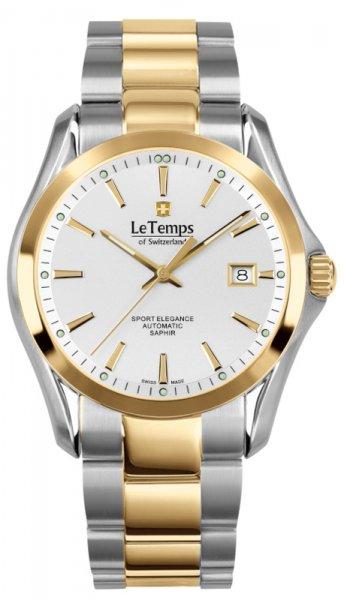 LT1090.61BT01 - zegarek męski - duże 3