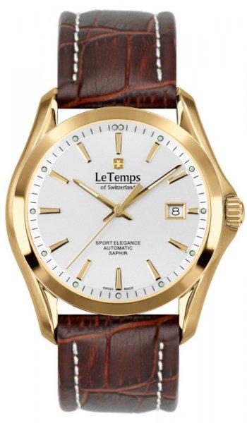 LT1090.81BL62 - zegarek męski - duże 3