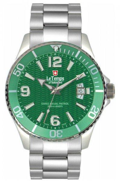 Zegarek Le Temps LT1081.06BS01 - duże 1