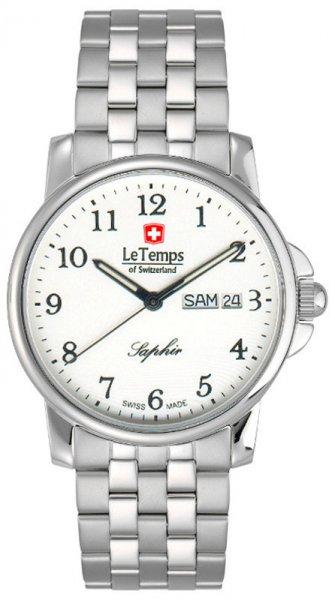 Zegarek Le Temps LT1065.04BS01 - duże 1