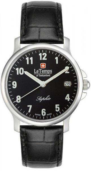 Zegarek Le Temps LT1065.07BL01 - duże 1