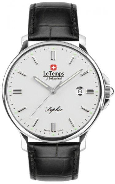 Zegarek Le Temps LT1067.03BL01 - duże 1