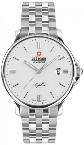 Zegarek Le Temps LT1067.03BS01 - duże 1