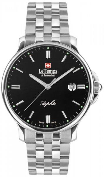 Zegarek Le Temps LT1067.11BS01 - duże 1