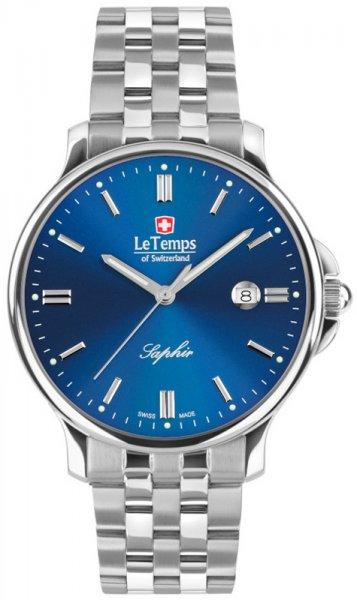 Zegarek Le Temps LT1067.13BS01 - duże 1