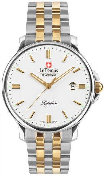 Zegarek Le Temps LT1067.44BT01 - duże 1