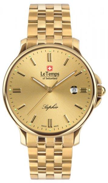 Zegarek Le Temps  LT1067.56BD01 - duże 1