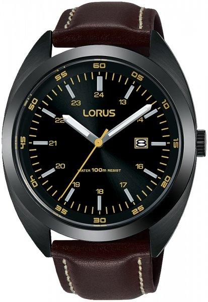 Zegarek męski Lorus klasyczne RH955KX9 - duże 3
