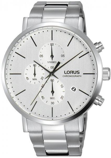Zegarek męski Lorus klasyczne RM321FX9 - duże 3