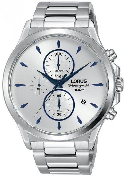 Zegarek męski Lorus klasyczne RM399EX9 - duże 3