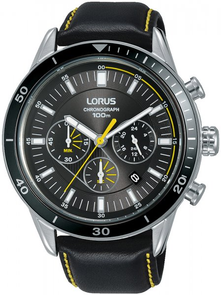 Zegarek męski Lorus klasyczne RT311HX9 - duże 1